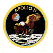 image of Apollo 11 patch