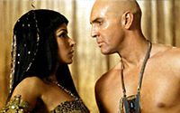 IMHOTEP and a friend
