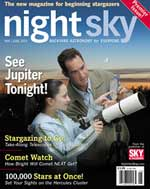 cover of premier (May 2004) Night Sky issue