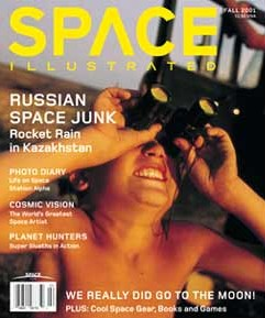 image of cover of Space Illustrated